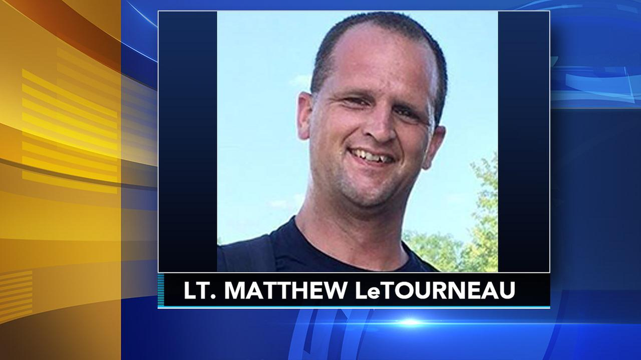 Funeral, viewings set for fallen Philadelphia firefighter