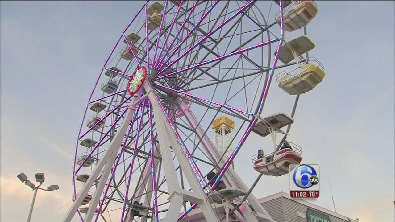 VIDEO: Start of Labor Day weekend in Ocean City