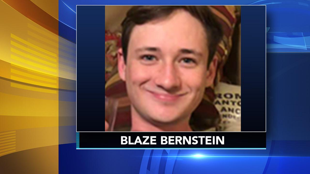 Blaze Bernstein's parents speak out about devastating loss of 'gentle soul'