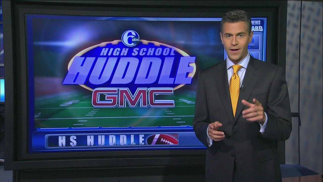 VIDEO: High School Huddle 2014: Week 1