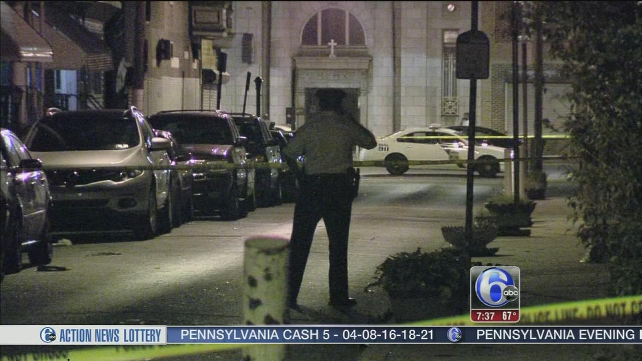 VIDEO: Man critical after West Philly shooting; suspect in custody