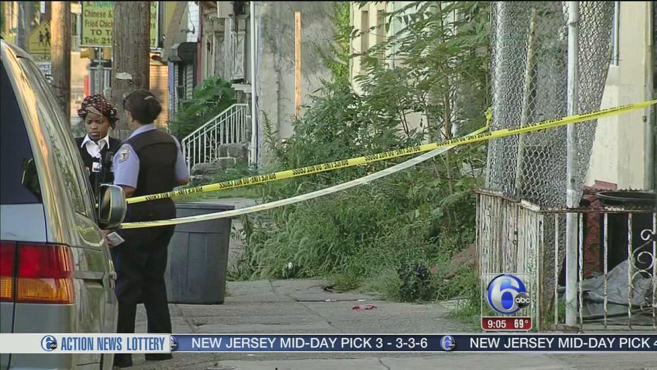VIDEO: Man found stabbed multiple times in Cobbs Creek