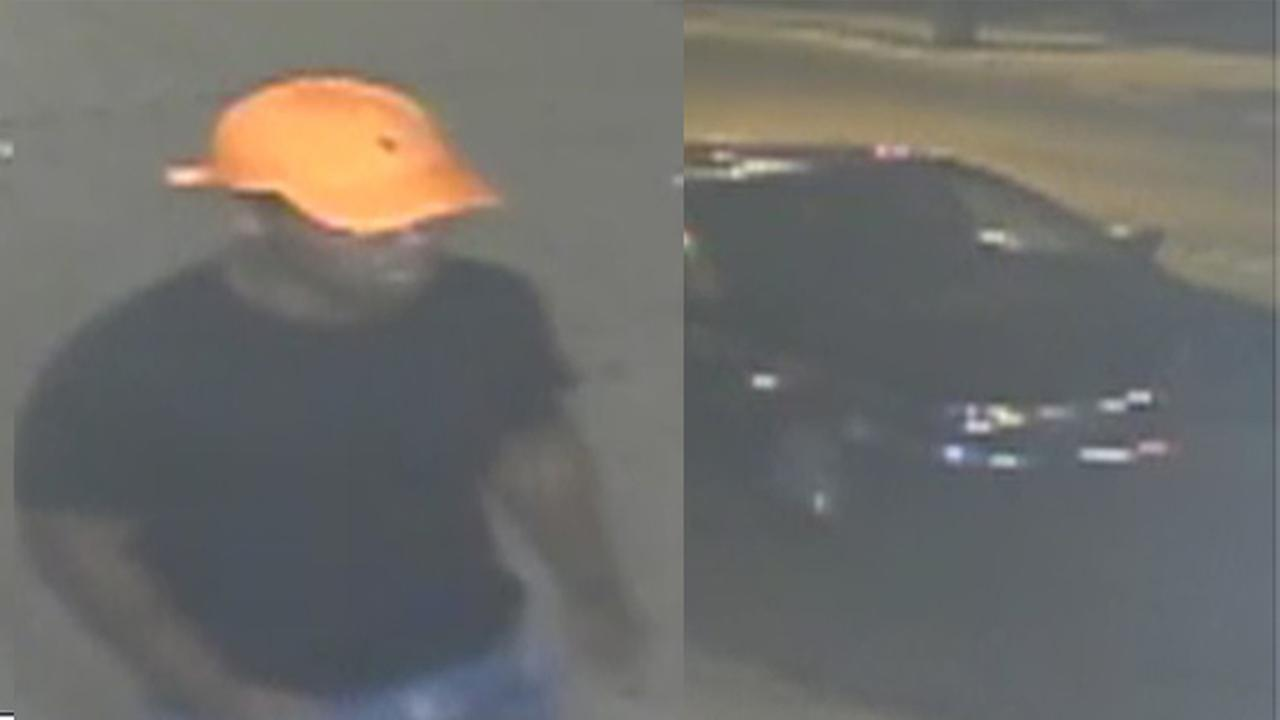Suspect sought for 2 Camden robberies
