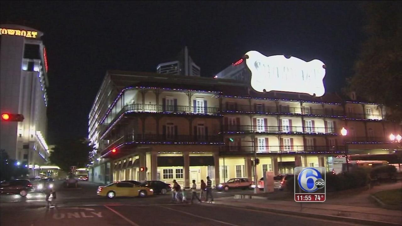VIDEO: Bittersweet holiday in AC as Showboat Casino to close