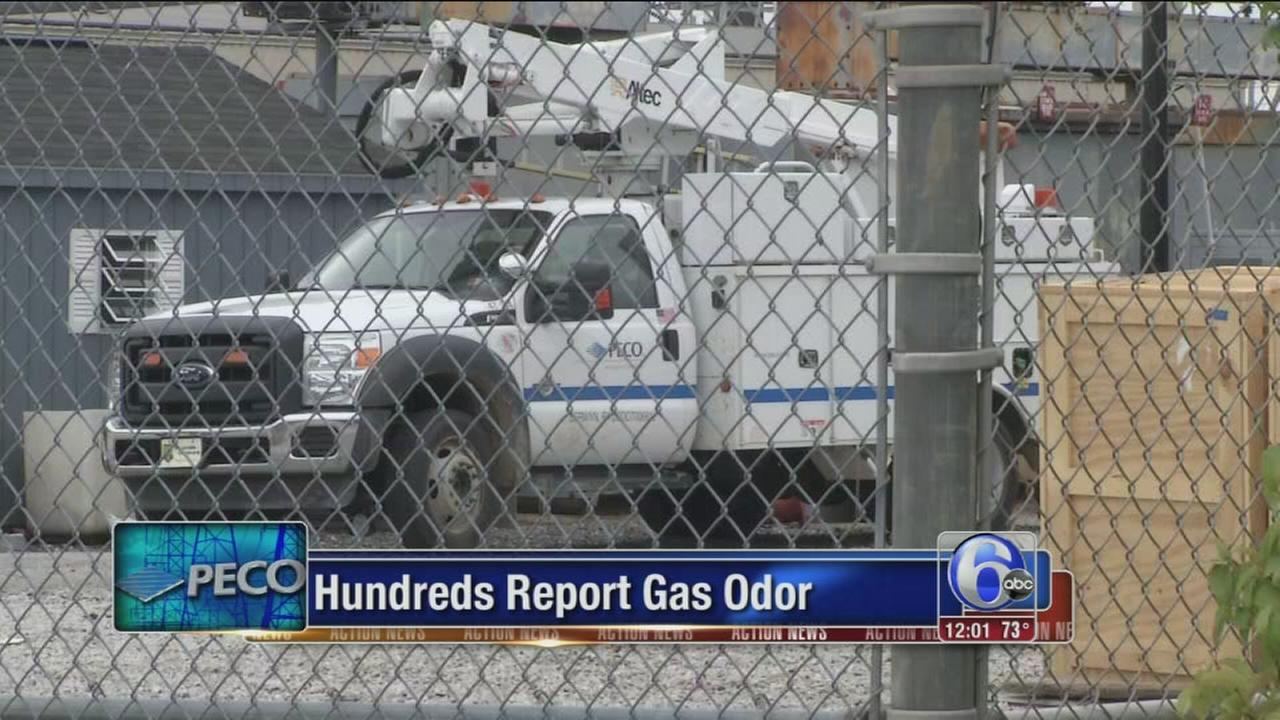VIDEO: Odor in Pa. prompts over 900 calls to PECO