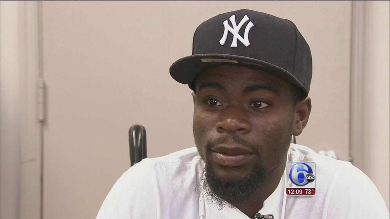 VIDEO: Reward in Oxford Circle shooting that left man paralyzed