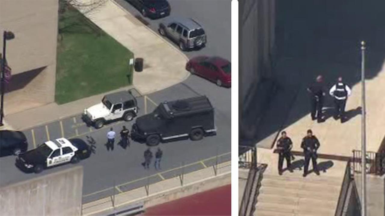 Liberty High School in Bethlehem locked down