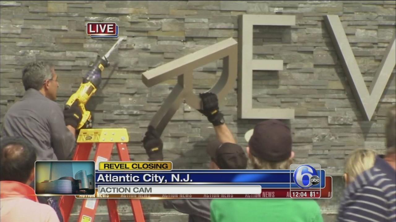 VIDEO: Revel Casino Hotel closiing