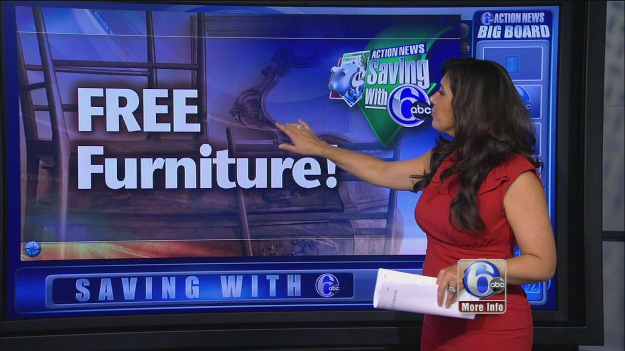 VIDEO: Saving with 6abc - Furniture
