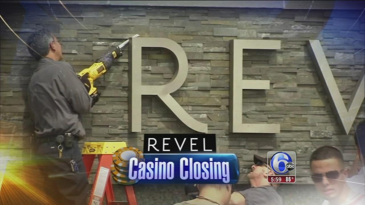 VIDEO: AC?s Revel casino starts closing after 2 years