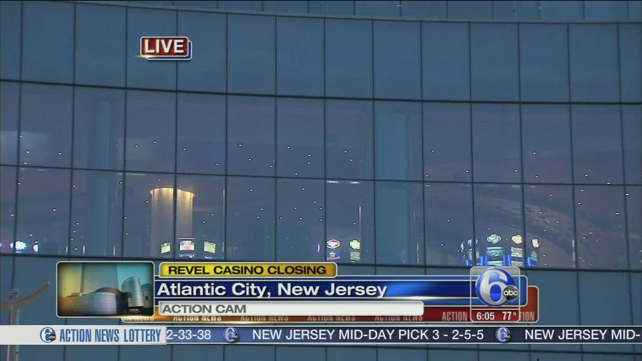 VIDEO: Revel casino closes for good