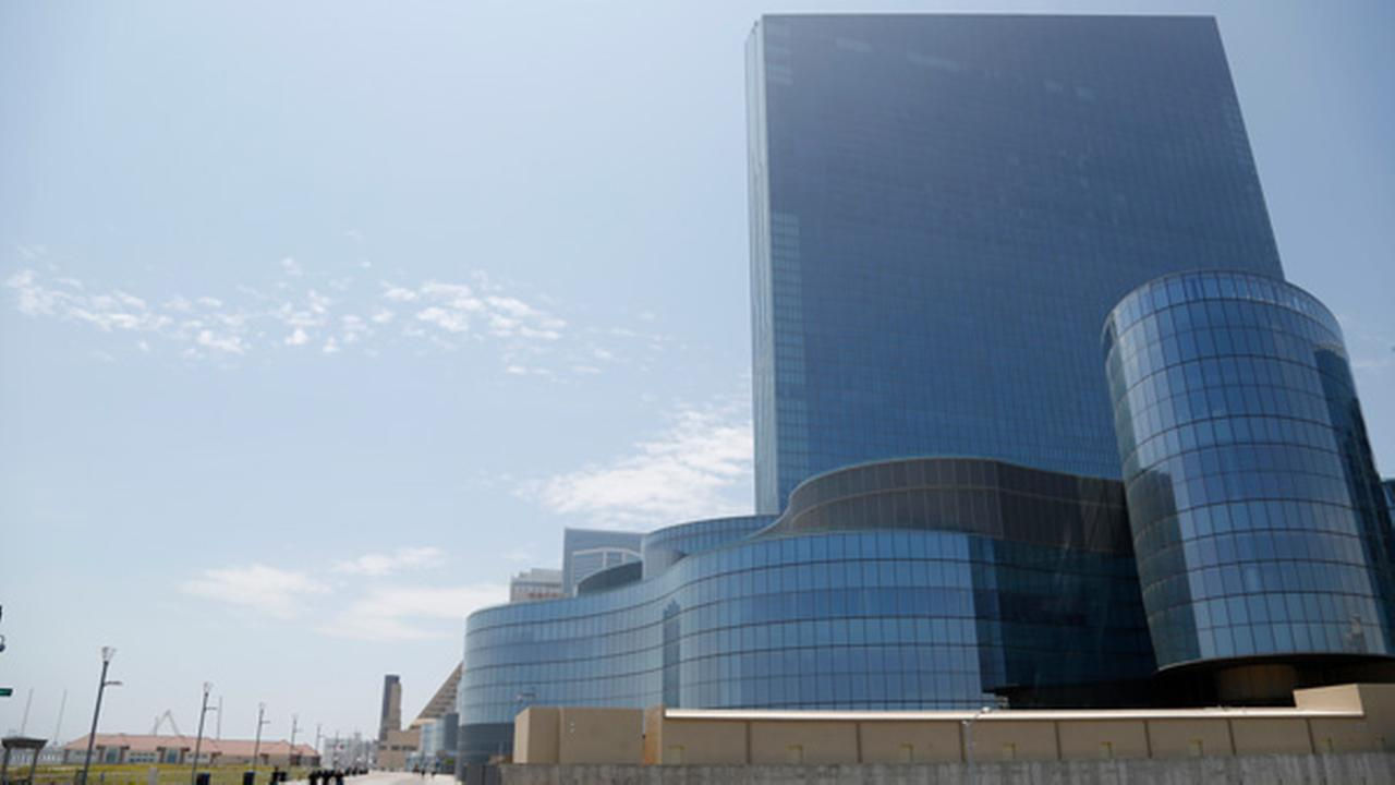 The former Revel Casino and Hotel is seen in Atlantic City, N.J., Monday, June 19, 2017.