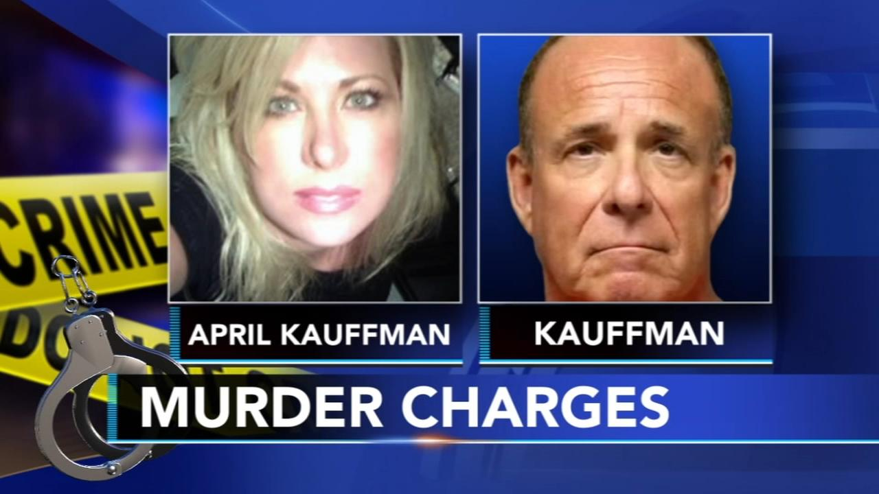 Prosecutor: April Kauffmans husband hired hitman, ran drug ring