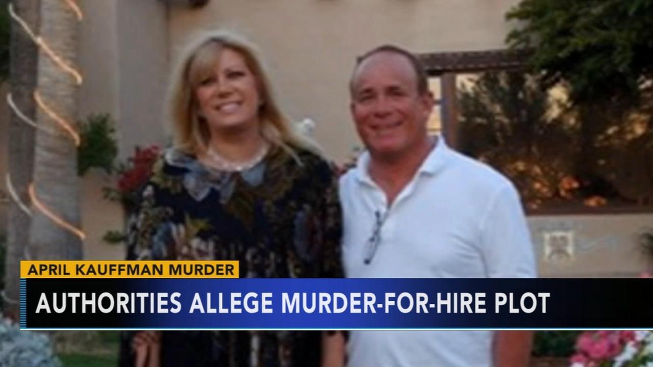Authorities allege murder-for-hire plot
