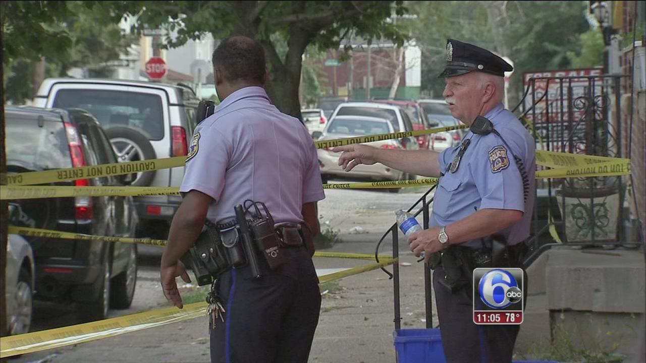 VIDEO: 9-year-old shot in Tacony