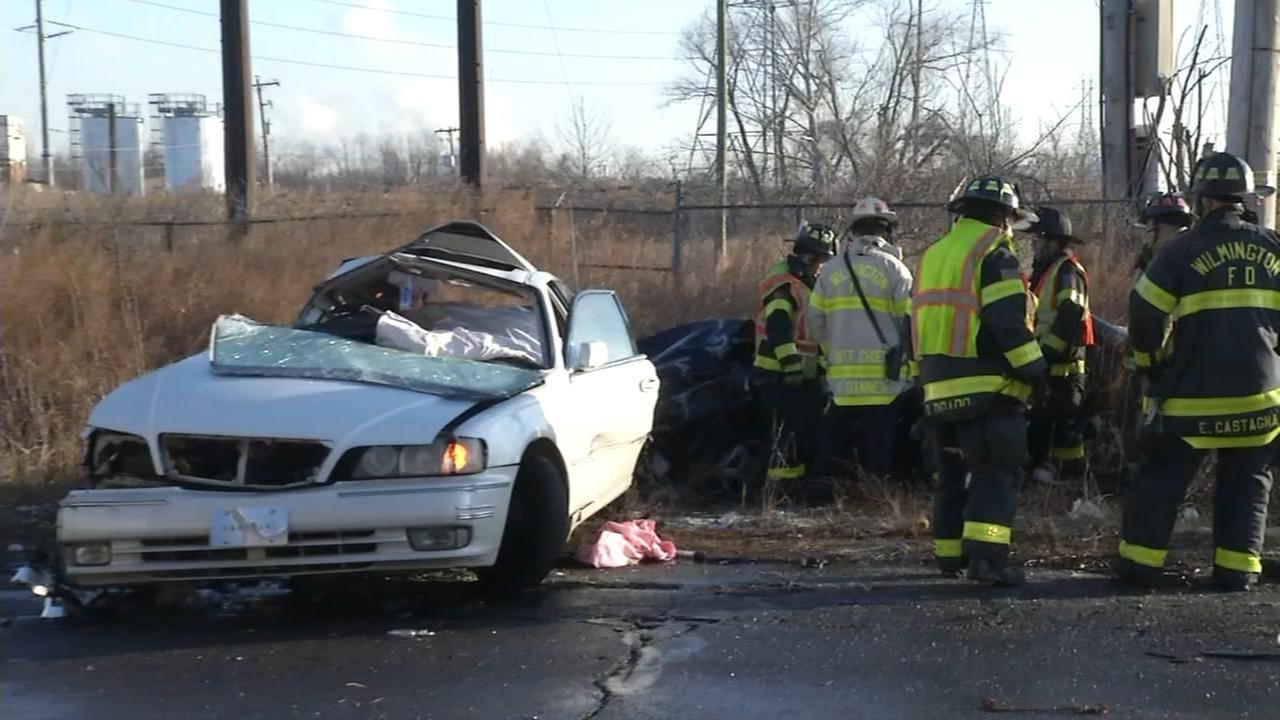 Deadly crash in WIlmington