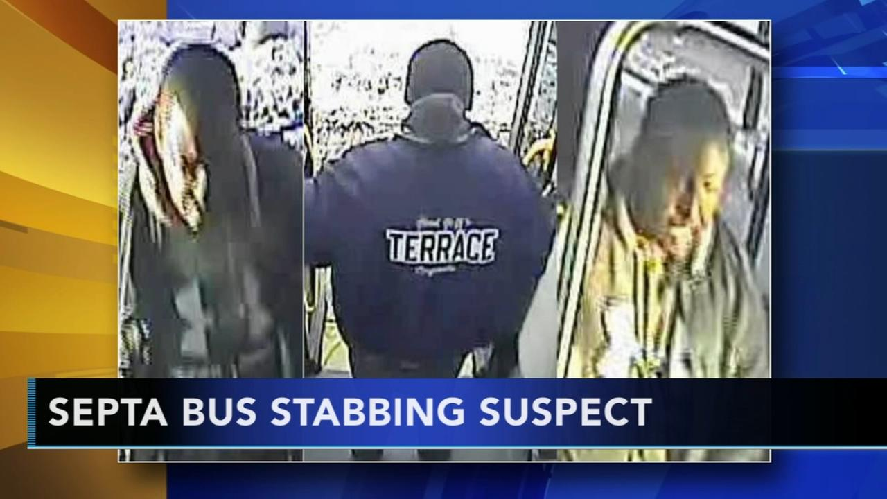 SEPTA: Bus passenger stabbed in face with screwdriver