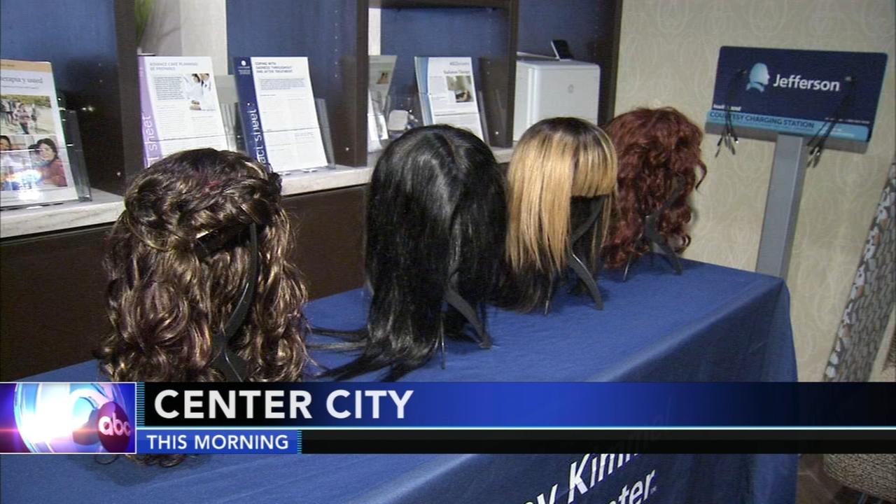 Dozens of wigs donated to local women battling cancer
