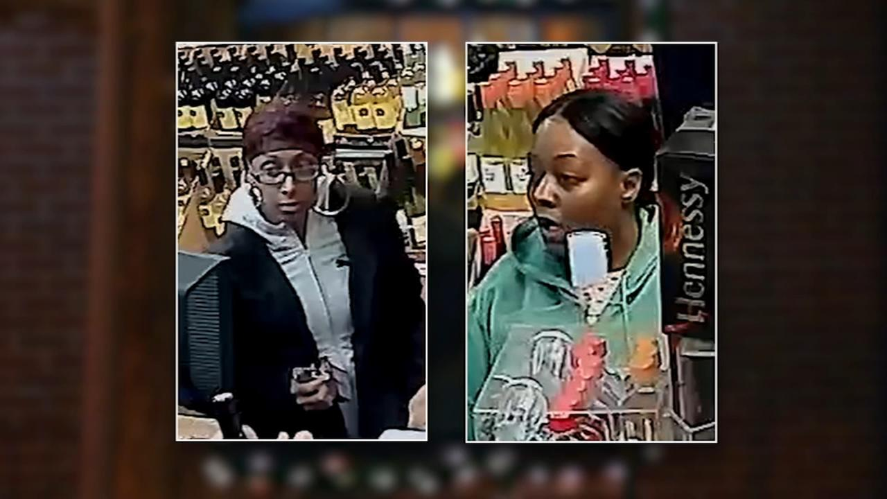 Police search for women accused of drugging, robbing man on New Years Eve