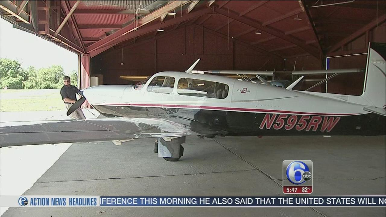 VIDEO: Angel Flight East preps for event