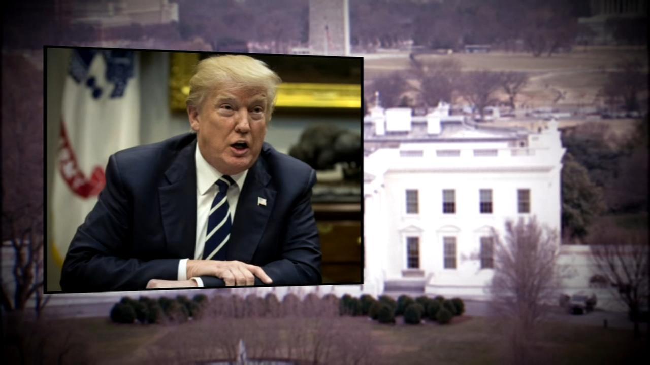 Trump denies vulgar comments