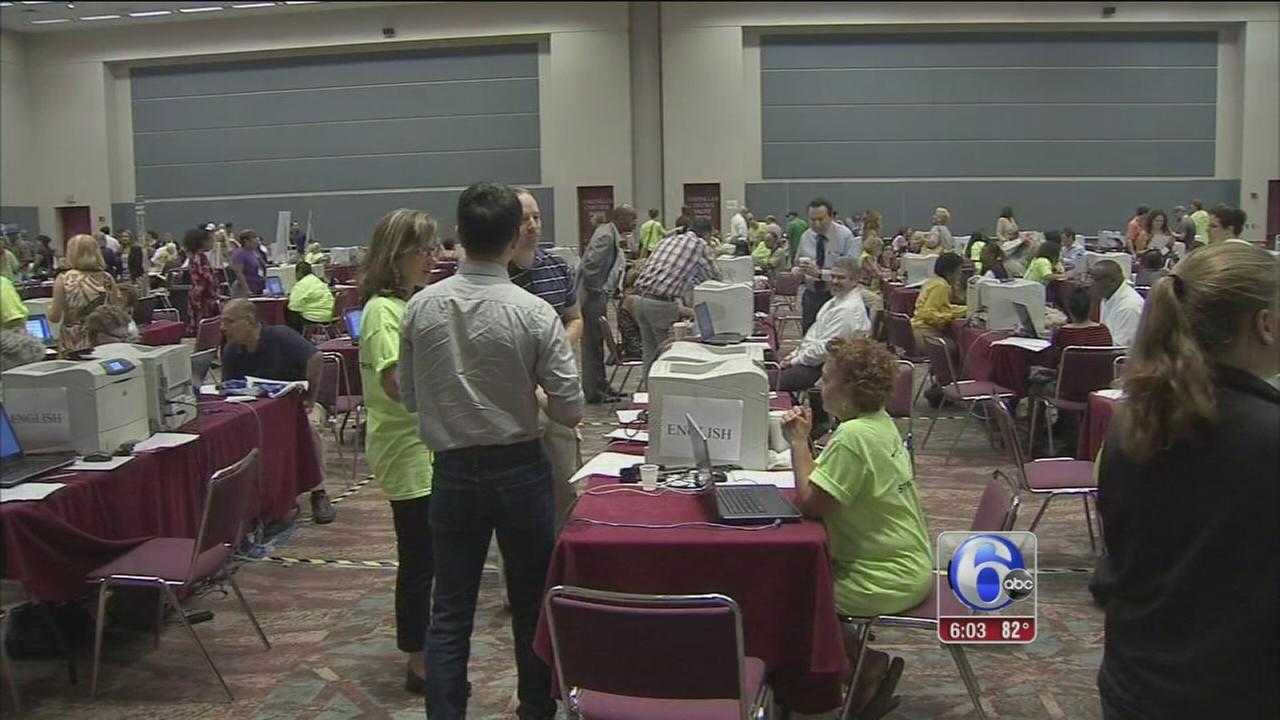 VIDEO: Casino closures brings mass unemployment filing