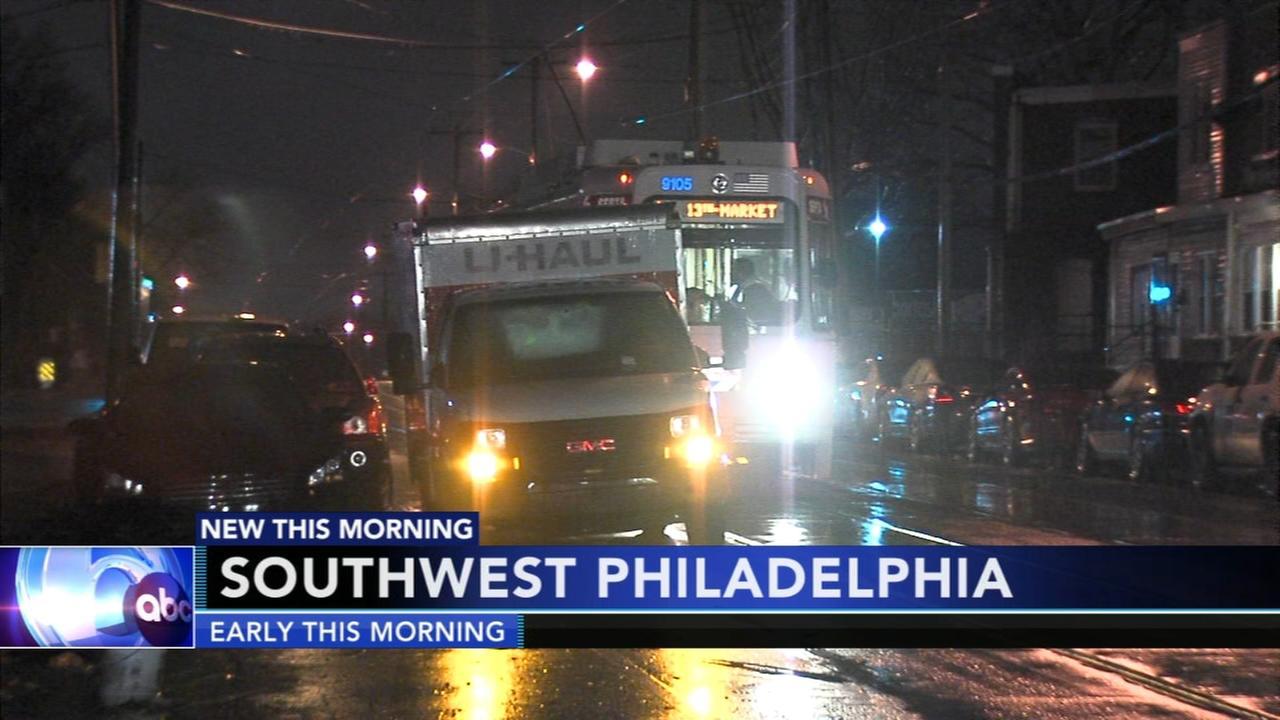 SEPTA supervisors vehicle stolen in Southwest Philadelphia