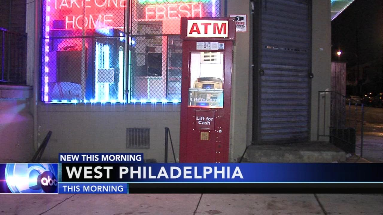 Police arrest West Philadelphia ATM robbery suspect