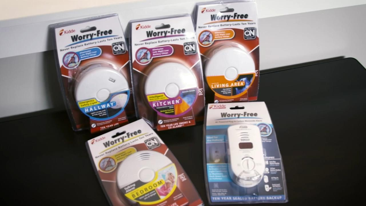 Stay on top of your smoke alarms are part of your fire safety routine