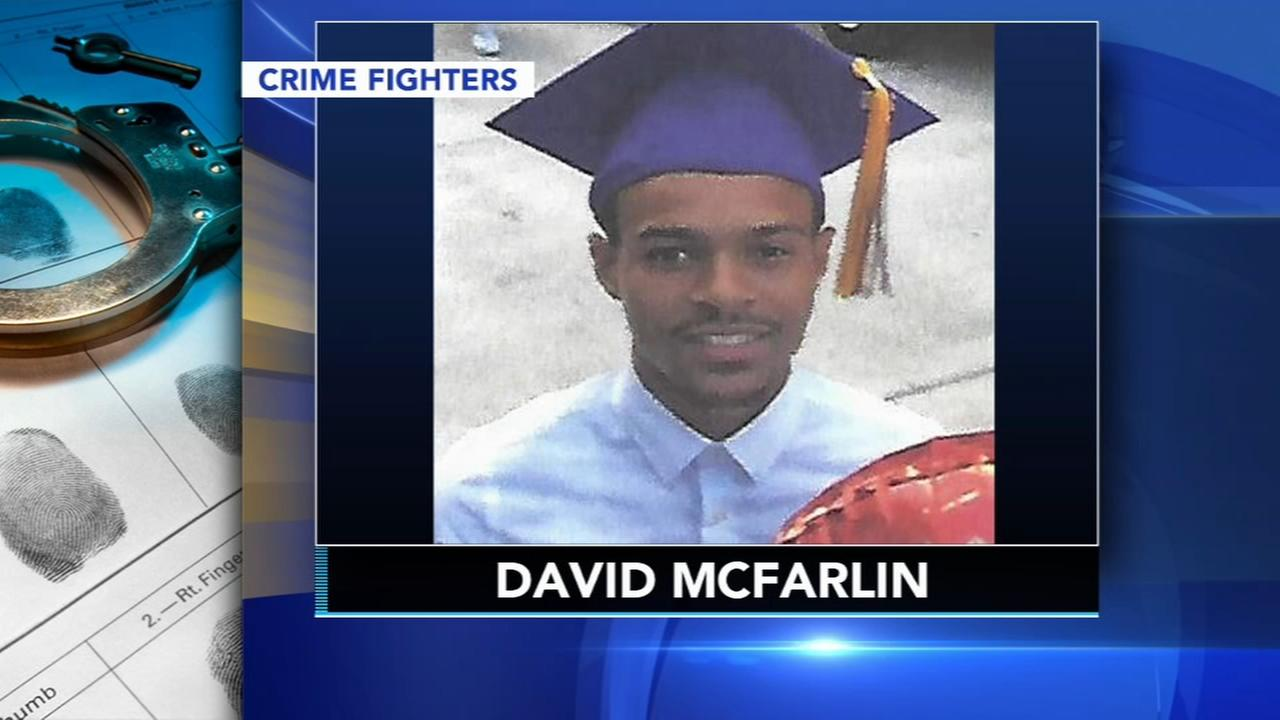 Crimefighters: David McFarlin