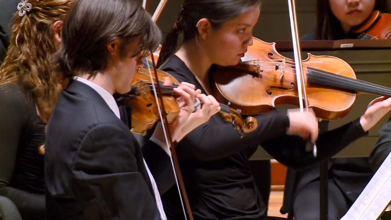 6abc Loves the Arts: Curtis Symphony Orchestra