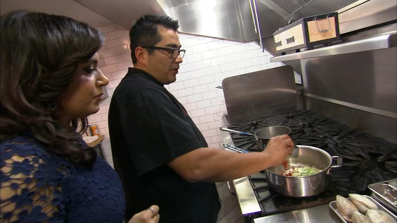 6 Minute Meals: Chef Garces Clam Chowder