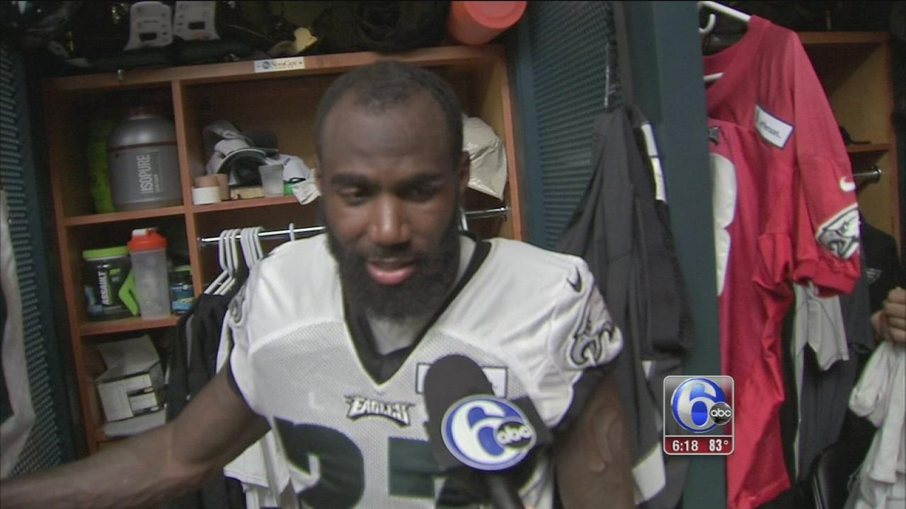 VIDEO: Eagles looking forward to start of new season