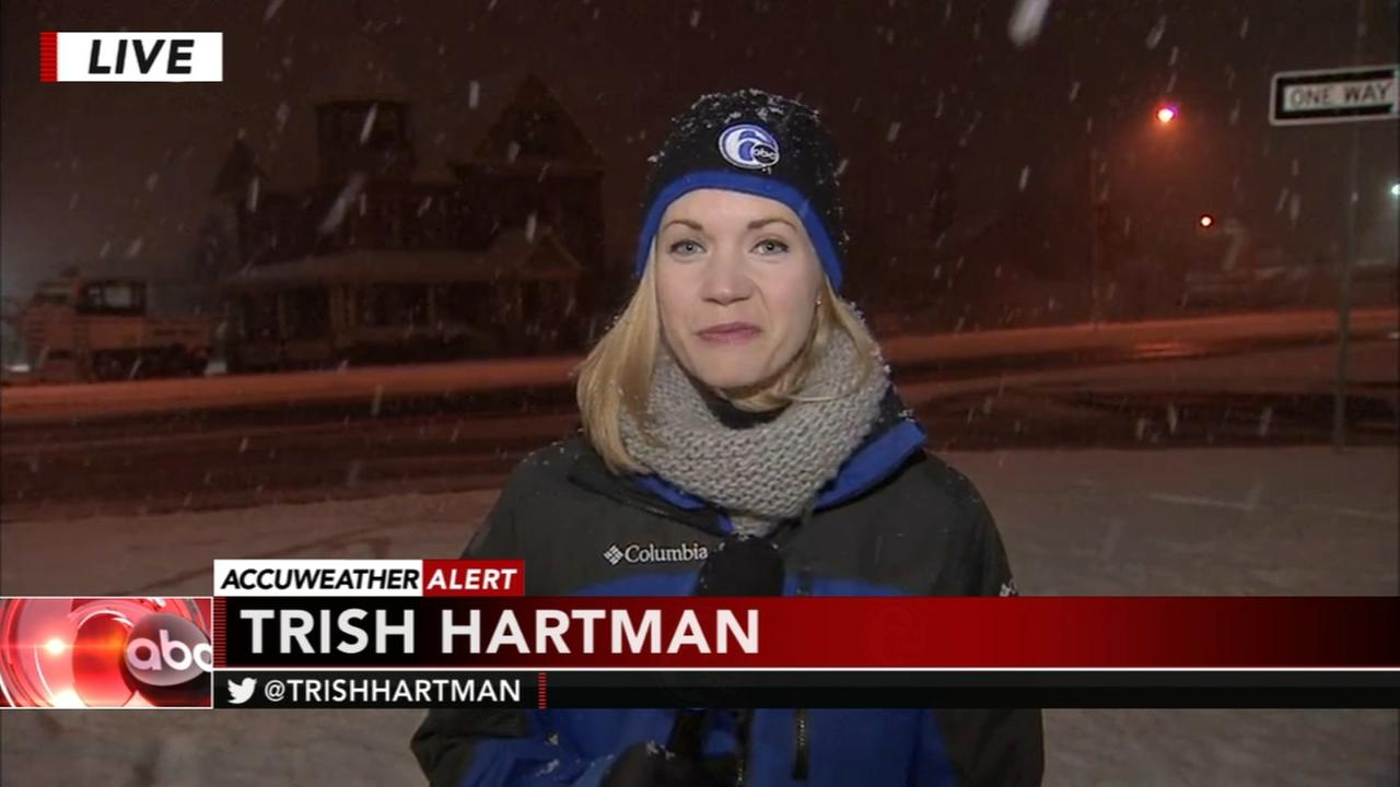 Trish Hartman reports from Whitehall Township