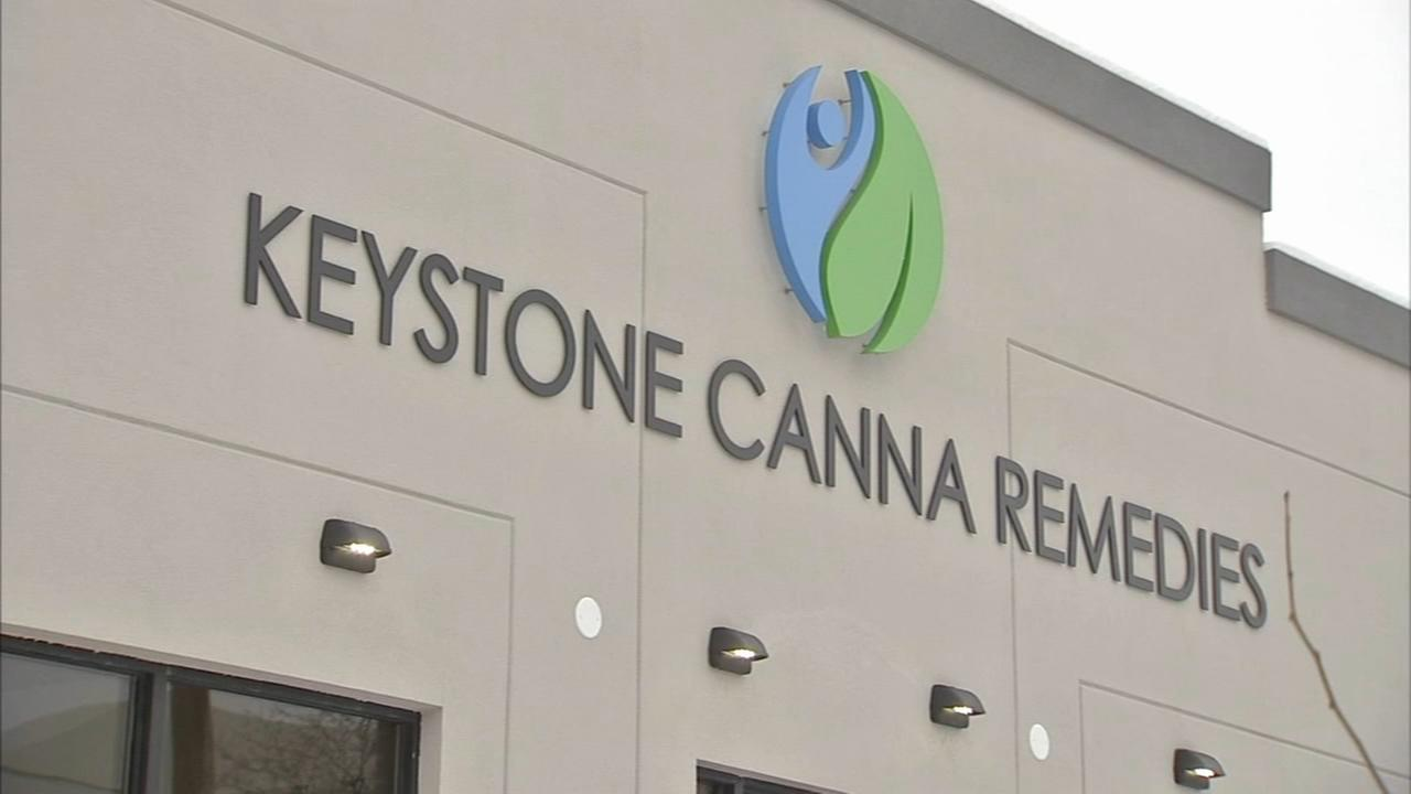1st  medical marijuana dispensary opens in Pa.