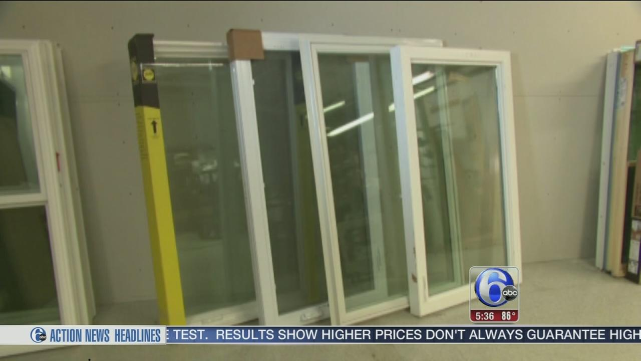 VIDEO: Consumer Reports: Testing replacement windows
