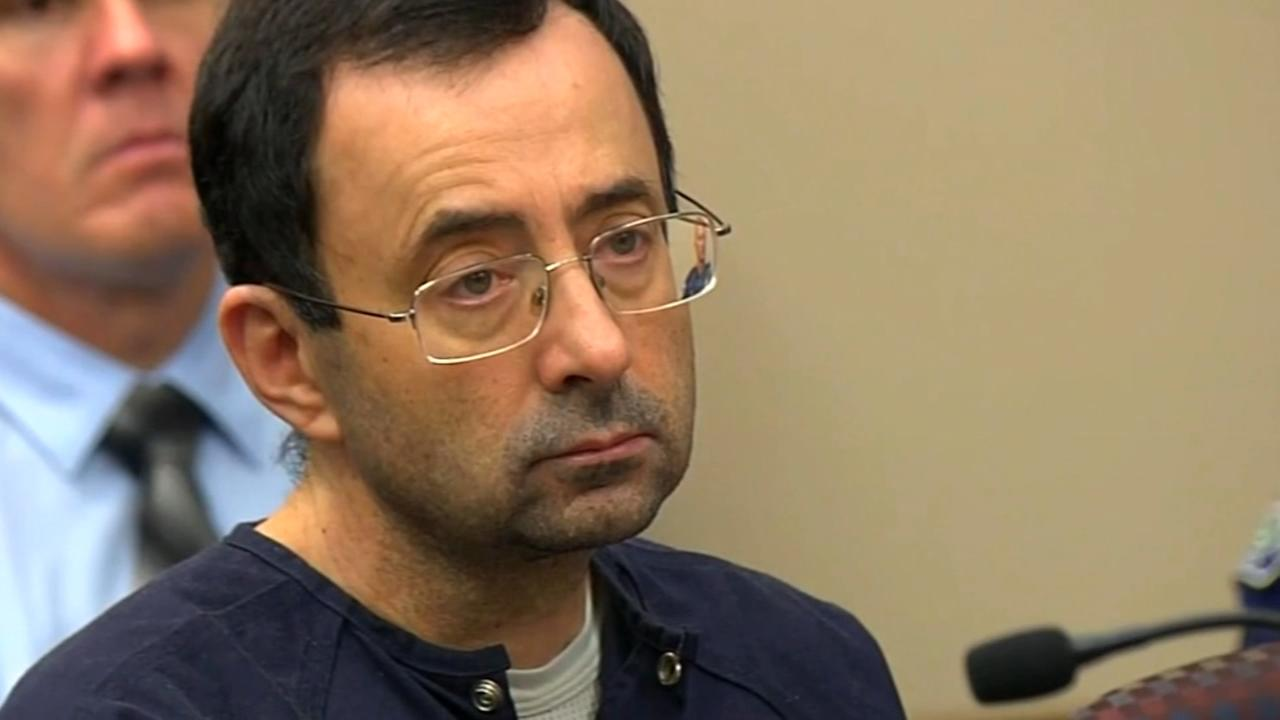 Ex-USA Gymnastics doctor gets 40 to 175 years in prison