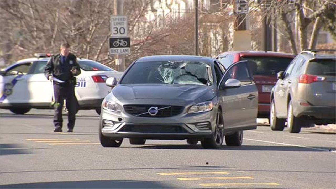 Man, 78, struck and killed by vehicle in Strawberry Mansion