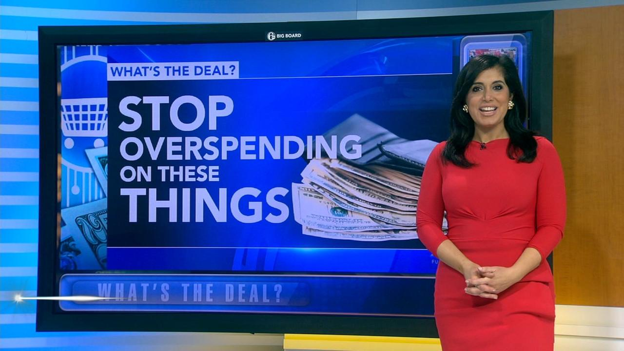Whats the Deal: Items you should stop overspending on