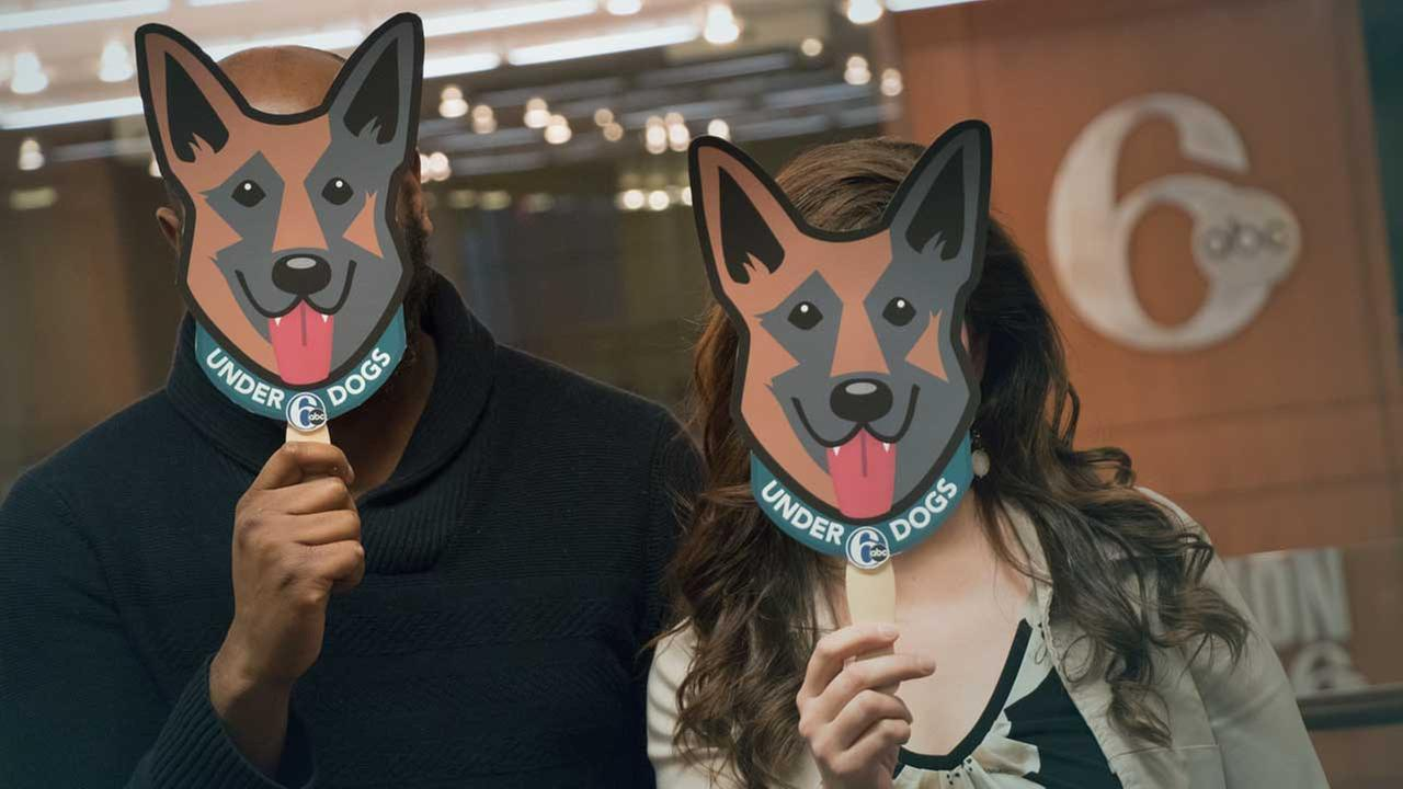 Print Your Own Underdog Mask