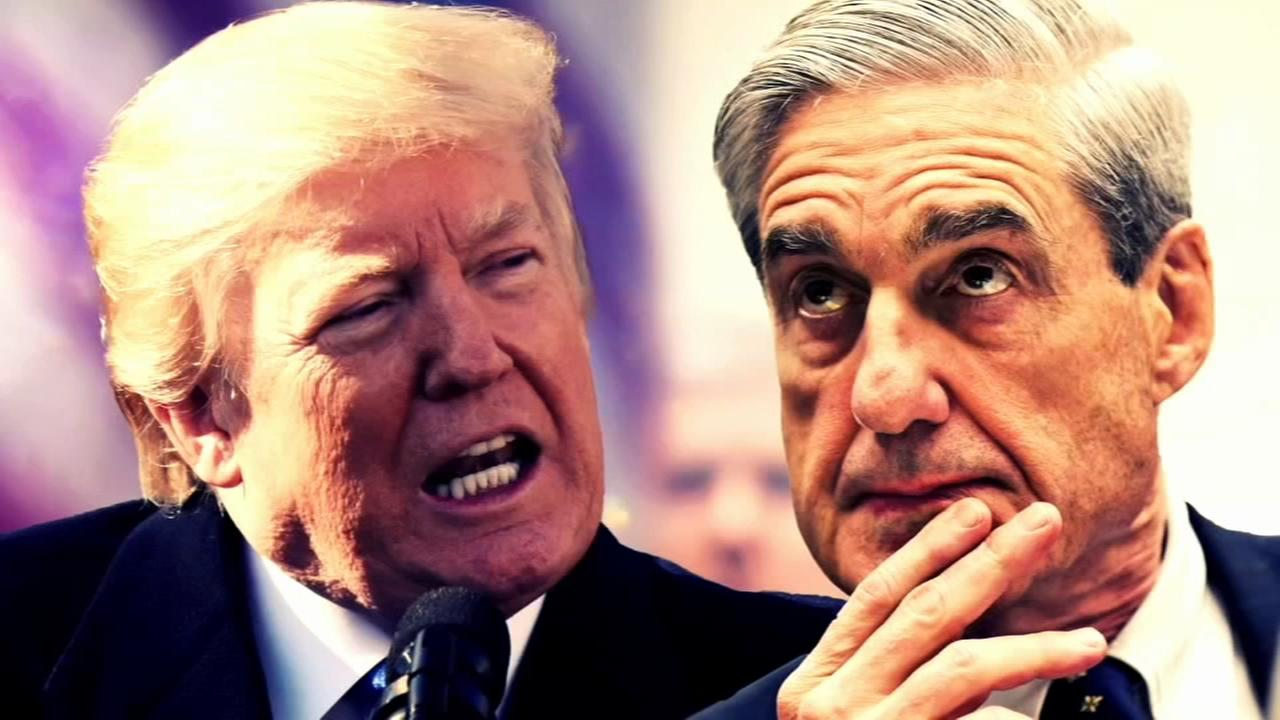 Trump denies wanting to fire Mueller