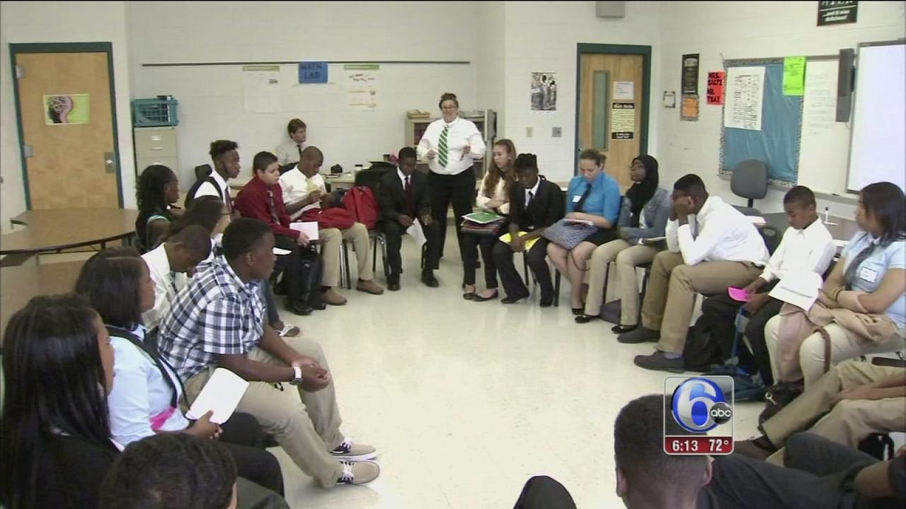 VIDEO: Philly opens 3 new schools