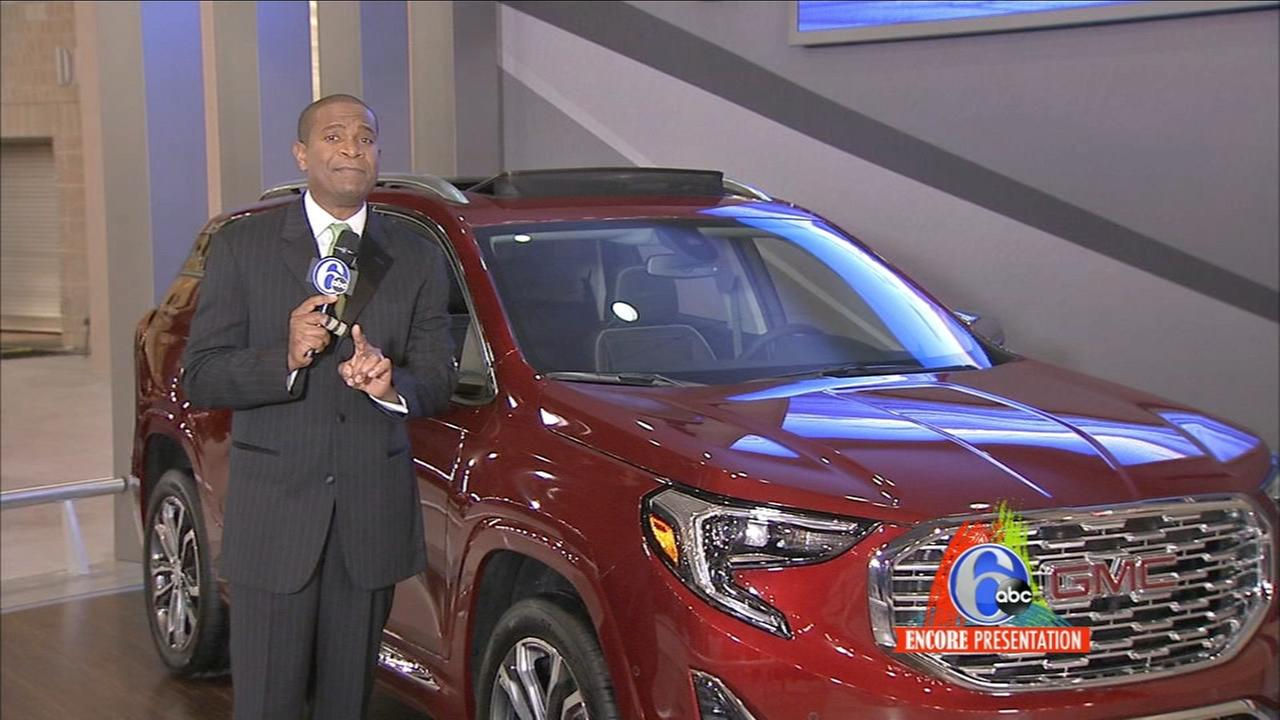 2018 Auto Show: Revamped car designs