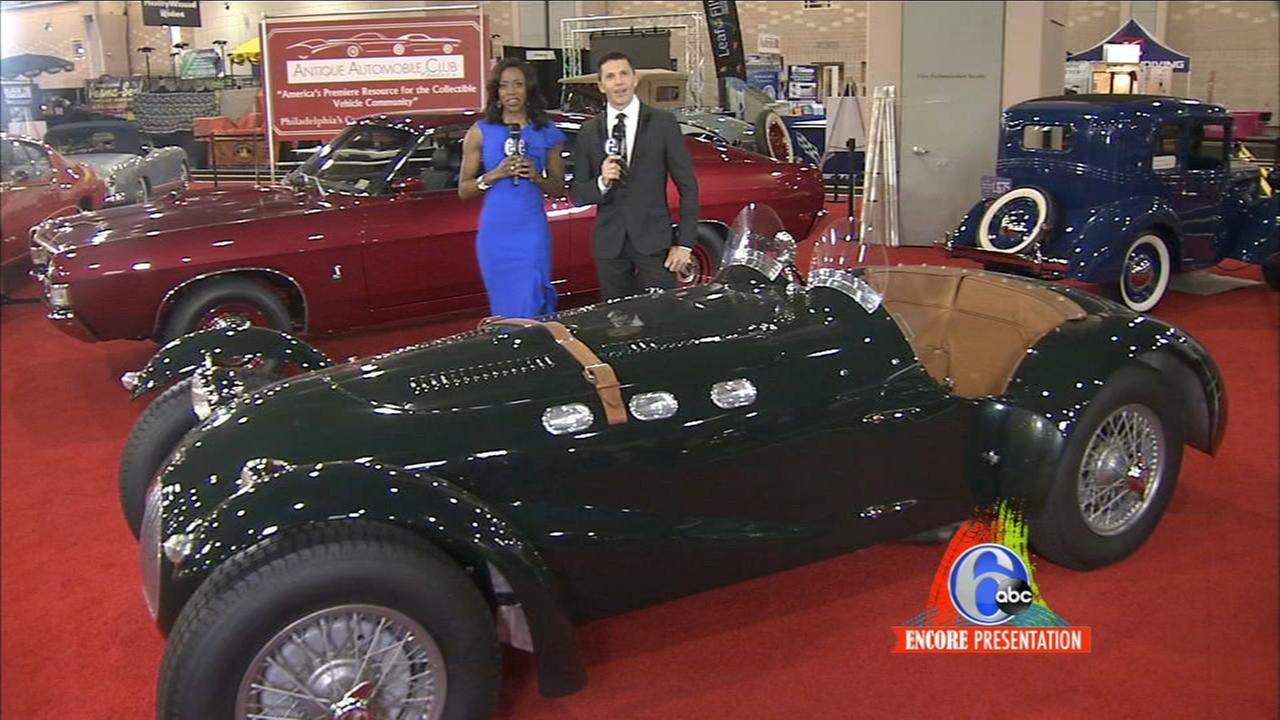2018 Auto Show: A look at Antique row