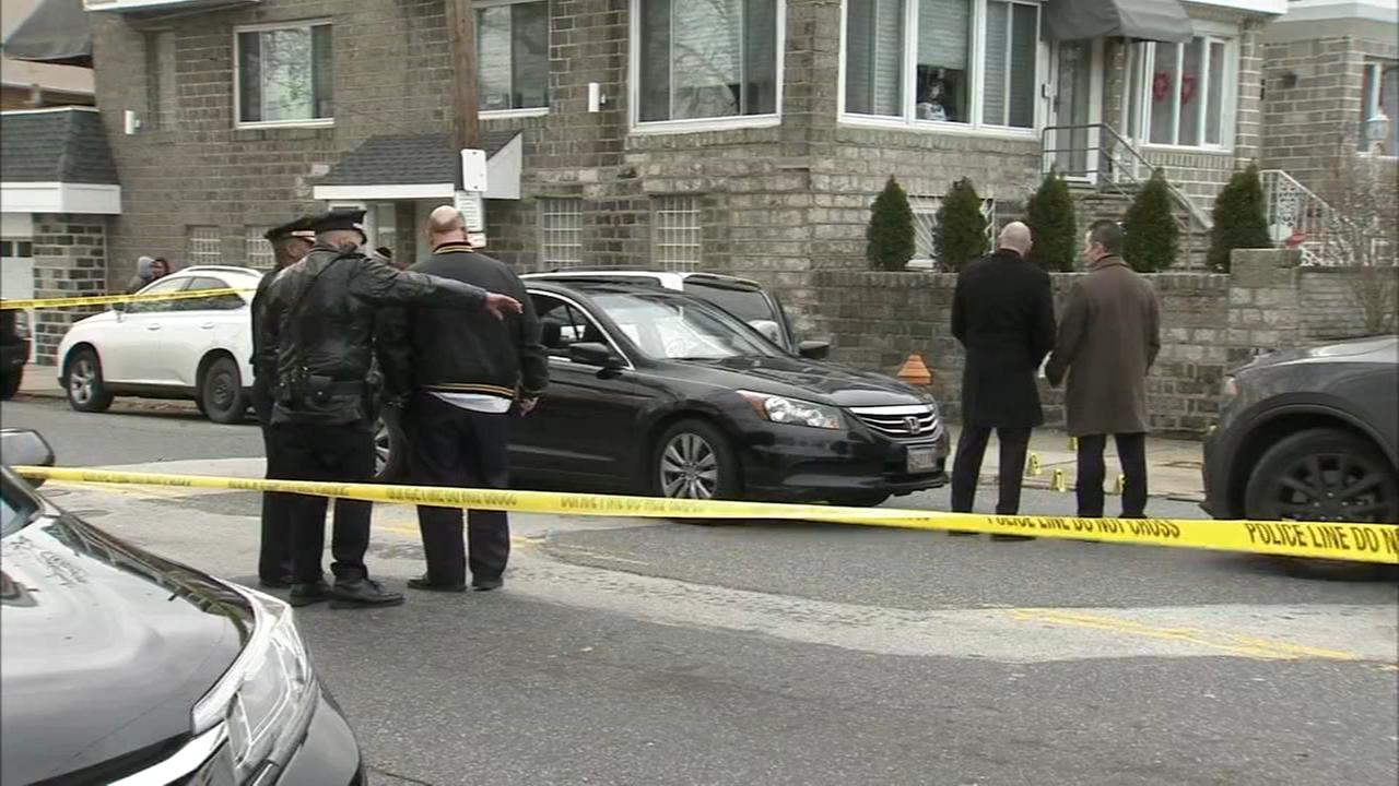 Driver apparently trying to run people down shot by off-duty officer