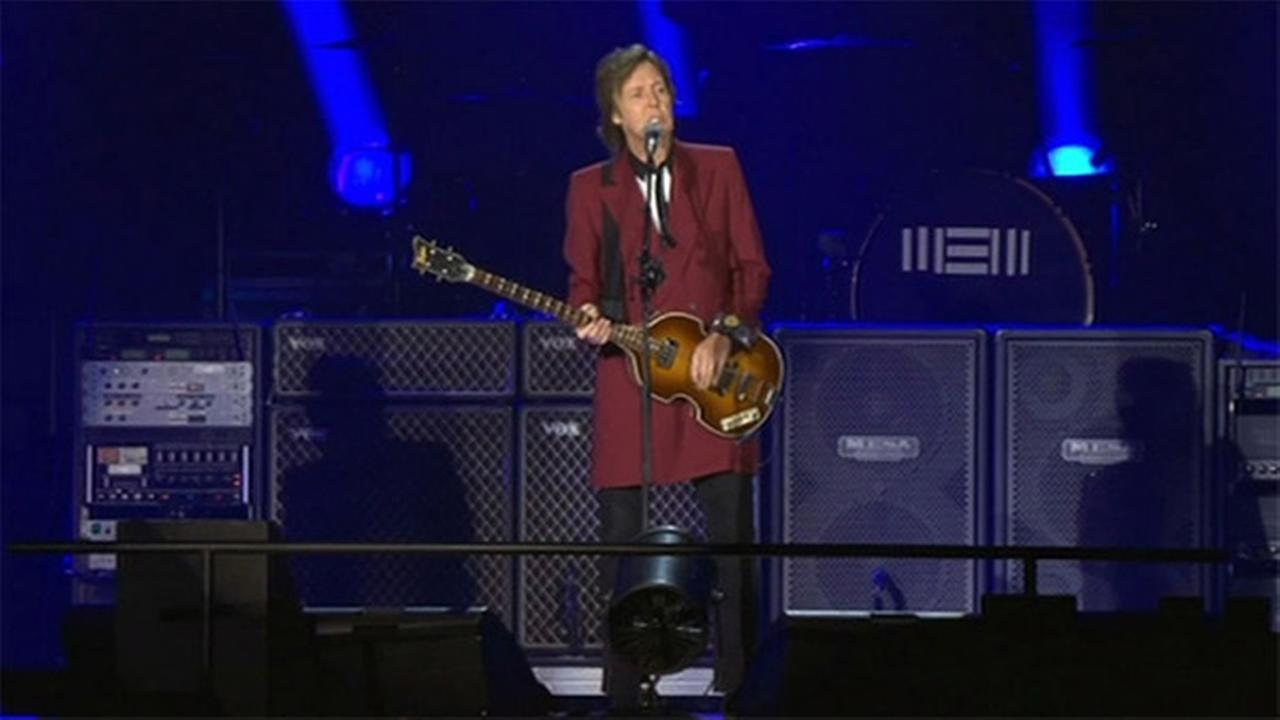 Massive Paul McCartney tribute CD due