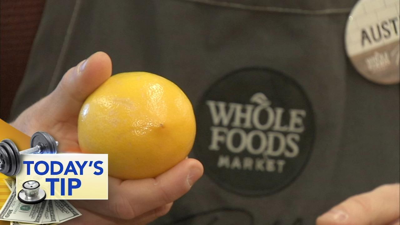 Meyer Lemons - Todays Produce Tip