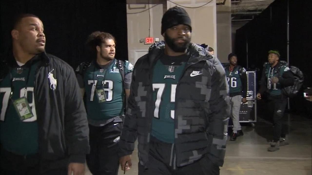 Sports Flash: Eagles mindset heading into the Super Bowl