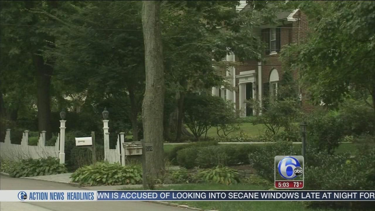 VIDEO: 5 homes burglarized in Radnor