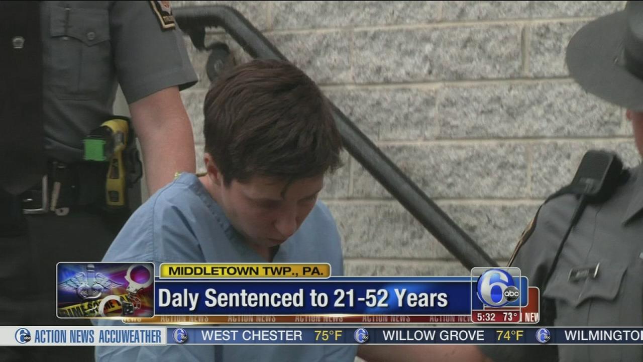 VIDEO: Doctor sentenced in shooting